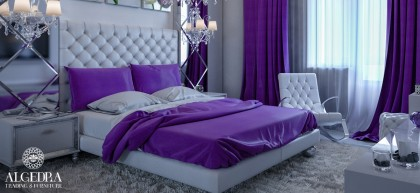 5 Colorful Bedroom Furniture and Design Ideas