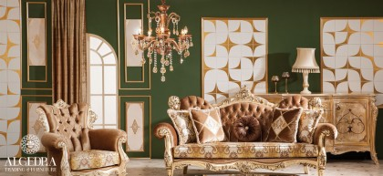 A Look into Your Options on Turkish Furniture Designs