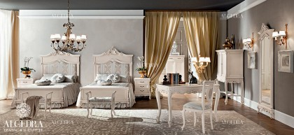 Ideas to Get an Adorable Bedroom Furniture by ALGEDRA