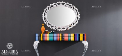 Item of the Month -Round mirrors