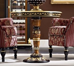 2 seater round table