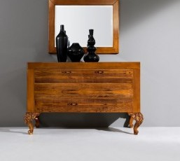 Minimal Baroque Chest Drawers