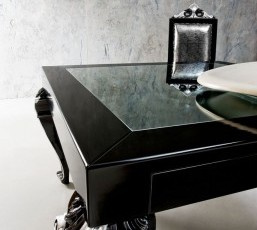 Minimal Baroque Dining Table