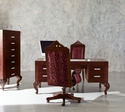 Minimal Baroque Office Furniture