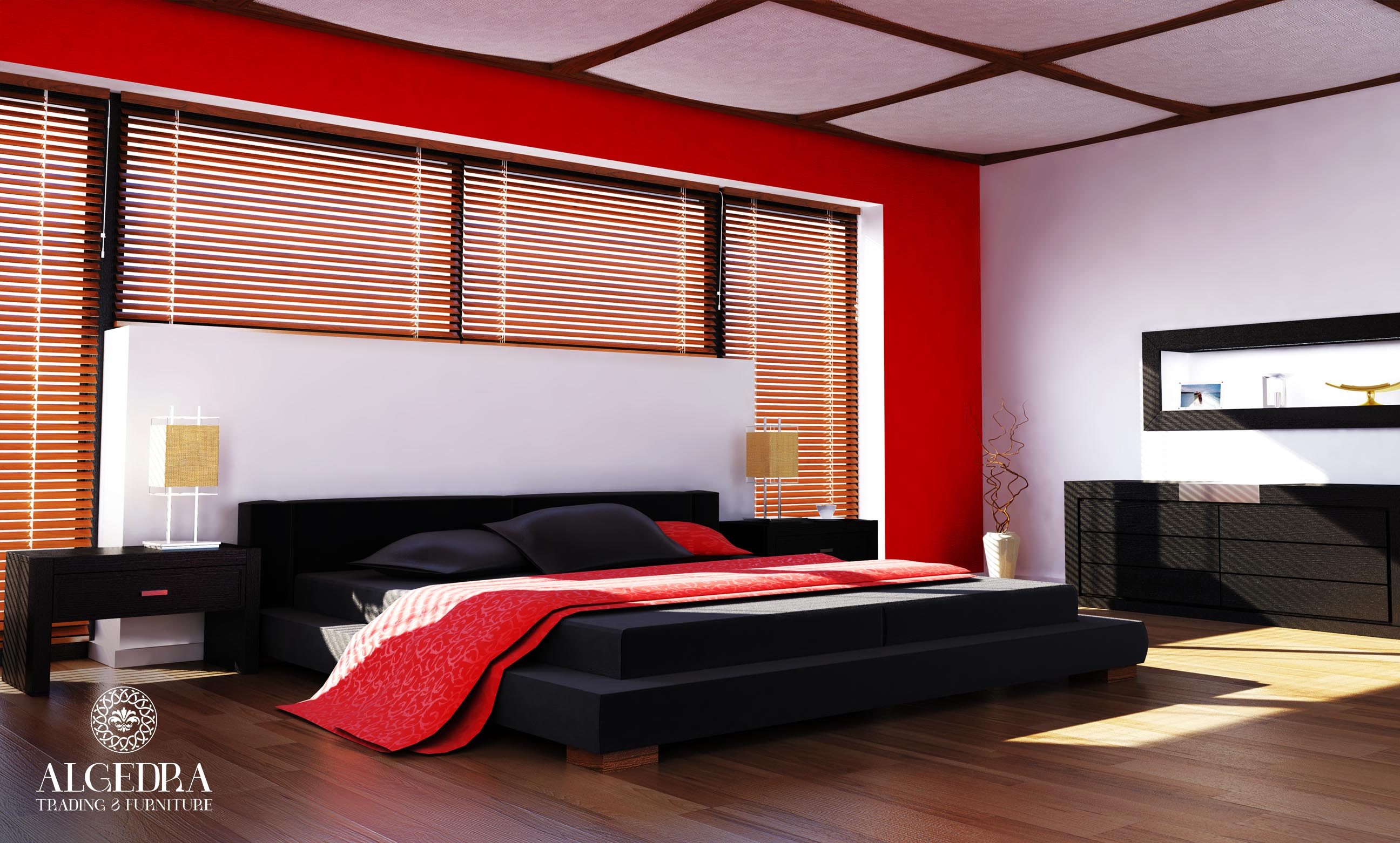 5 colorful bedroom furniture and design ideas algedra