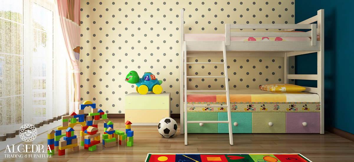 Algedra Kids Furniture Design