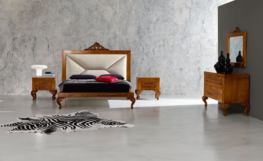 Minimal Baroque Bedroom Furniture ALGEDRA Furniture