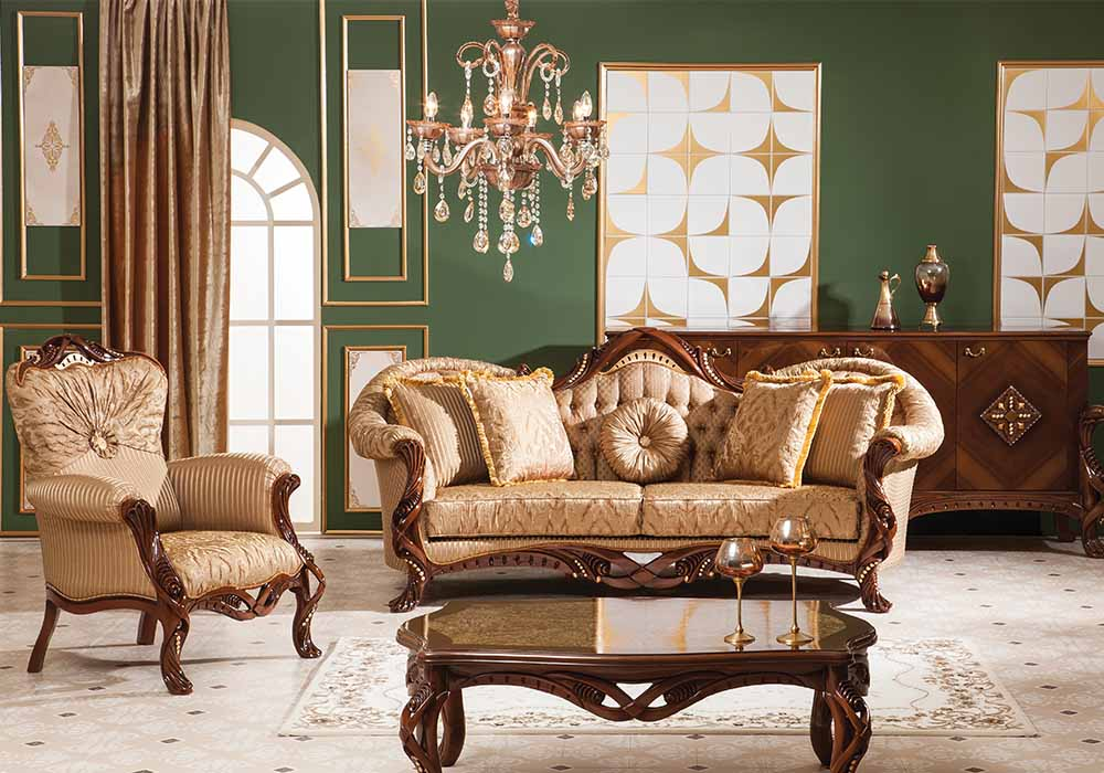 Clic Turkish Sofa Set